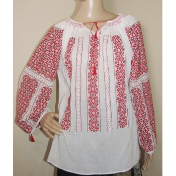 Hand embroidered blouse ,...
